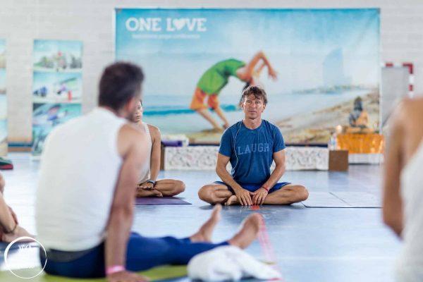 Santiago Pinto Barcelona Yoga Conference